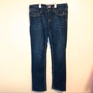 Rerock Express Skinny Jeans Dark Wash 12